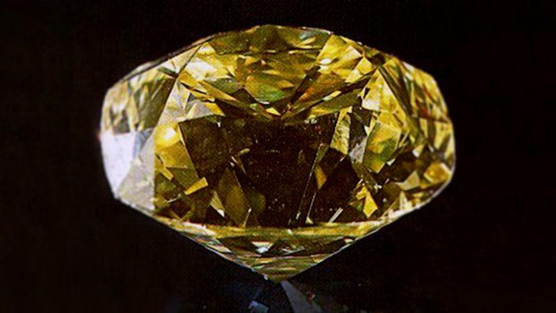 Бриллиант Golden Jubilee br br В 1986 году Южной Африке был найден удивительный камень - это алмаз массой 757,5 карат